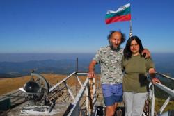 les meteorologues du mont Murgash