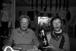 surprise! du champagne