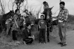 Rassou, Cortex, Kolio et ses enfants