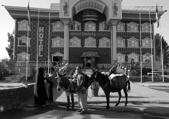 hotel Doosti, Sarakhs, à 500m de la frontière Turkmène
