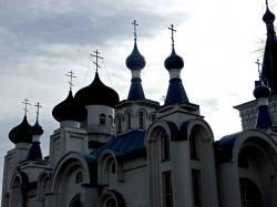une église à Bishkek