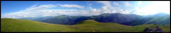 sur les collines d'Armenie