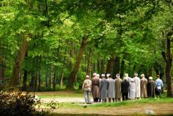 sortie Muslims
