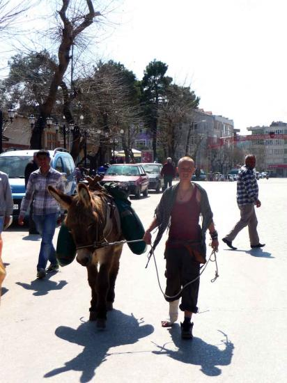 1er ville Turque