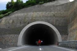 pratique les autoroute en construction.. :-(